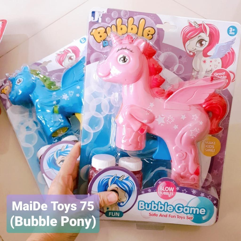 Bubble Pony