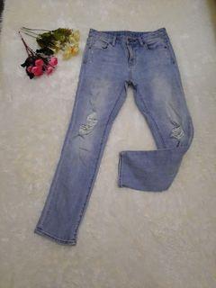 Celana Jeans GU