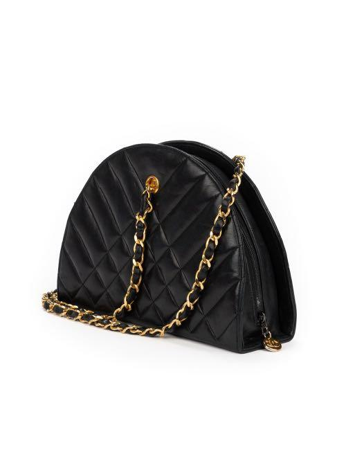 [保證真品]Chanel 香奈兒古董肩背包