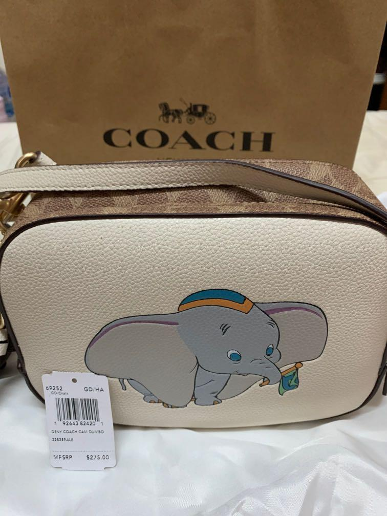 Coach小象包(美國限定