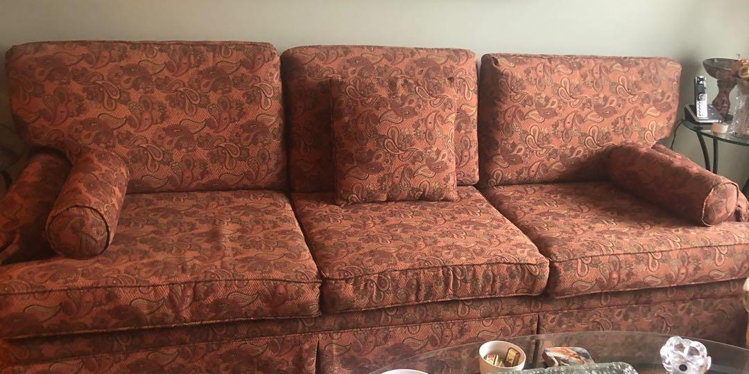 Couch- living room