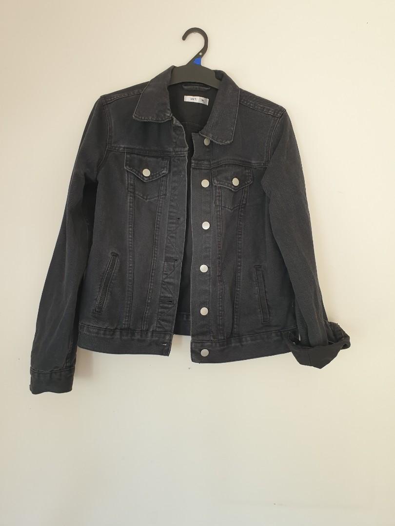 Denim Jacket- Size 10