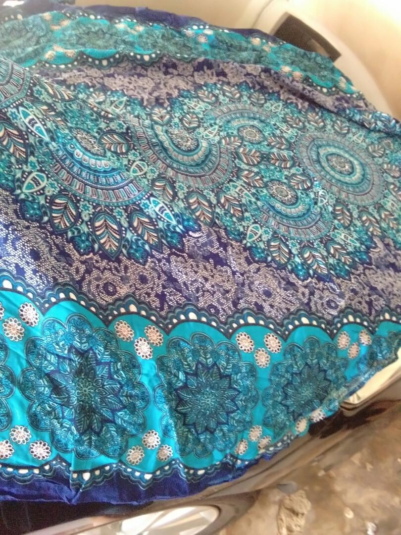 Dress motif import