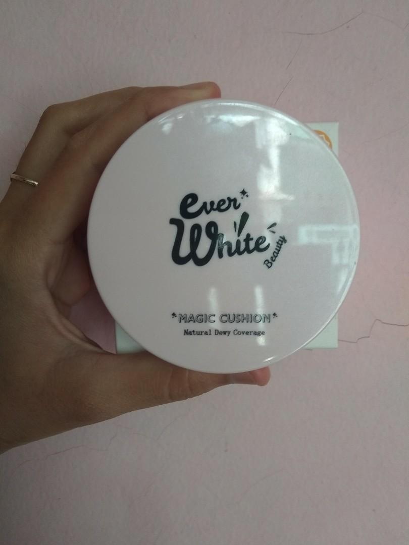 #novjajan Everwhite Magic Cushion