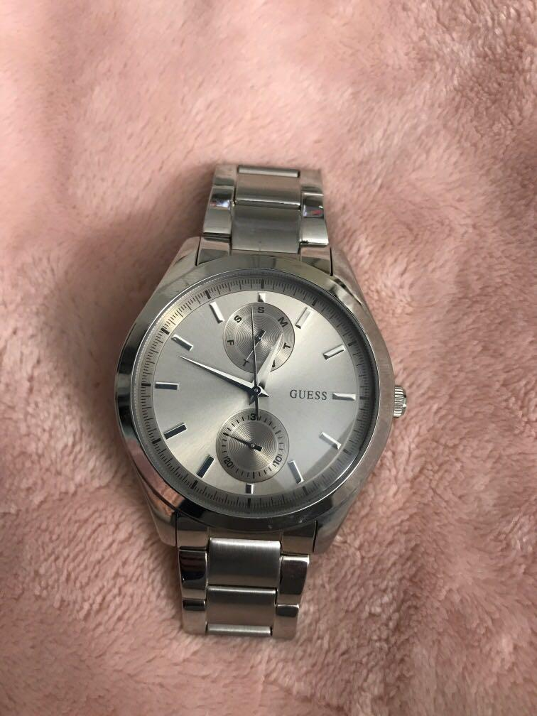 Guess Watch with links
