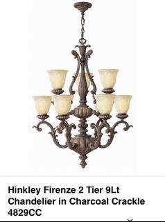 Hinkley light fixture