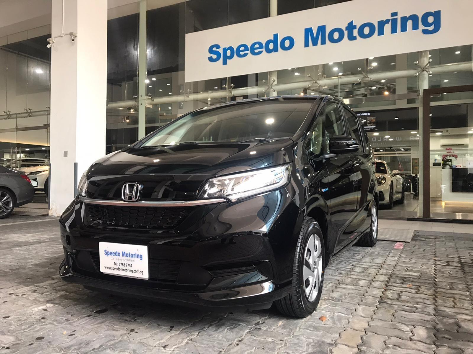 Honda Freed Hybrid 1.5 G 7-Seater Honda Sensing (A)