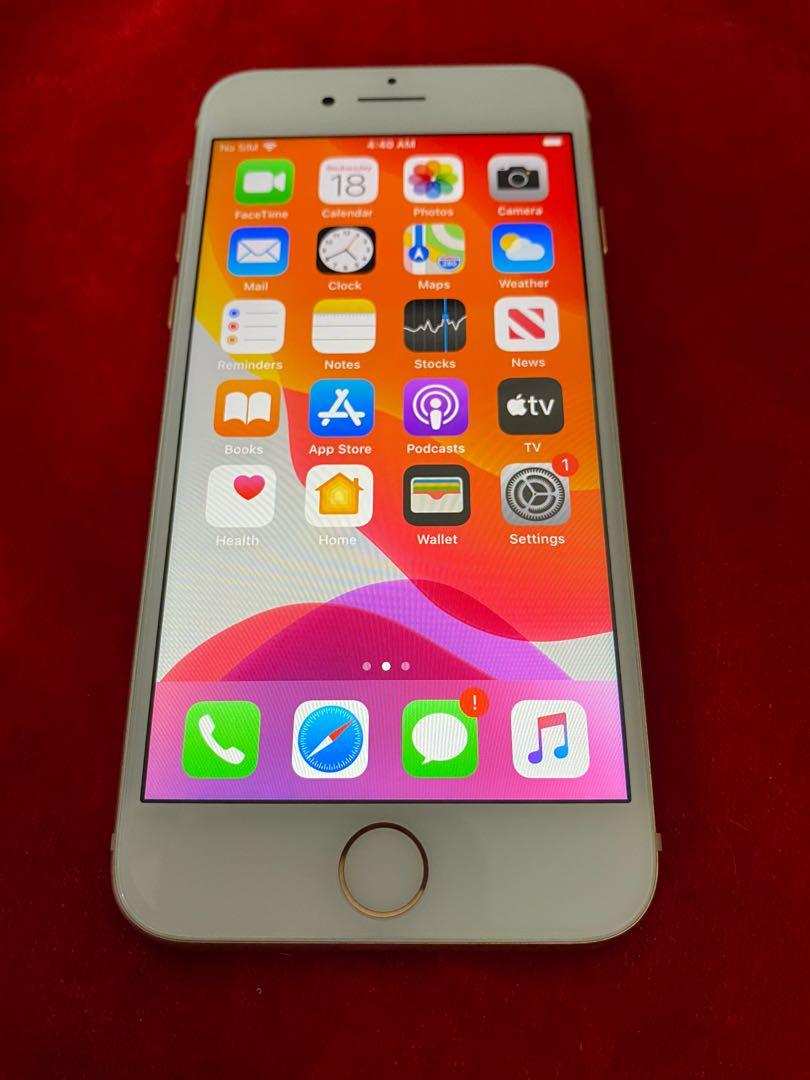 iPhone 8 64GB Unlocked 9/10 Condition Rose Gold
