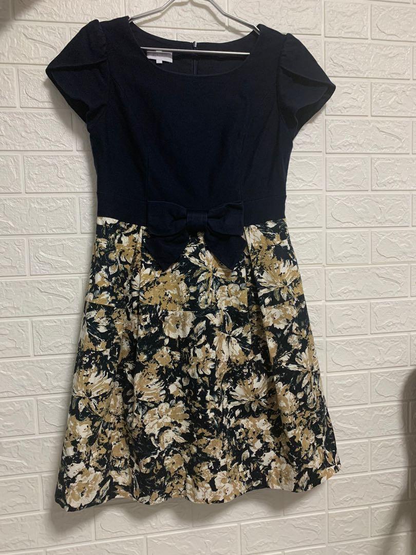 Iris短袖洋裝