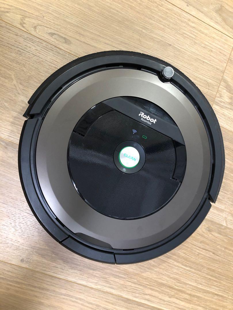 iRobot掃地機器人Roomba890