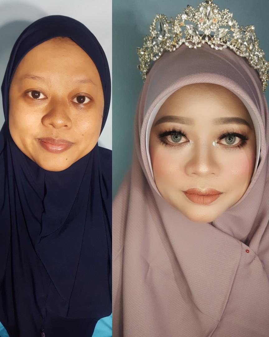 Jasa makeup home service makeup wisuda, pesta, wedding dll