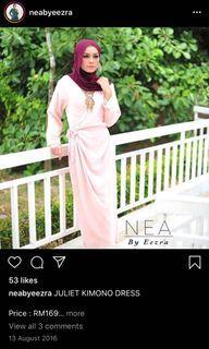 Kimono dress by Nea