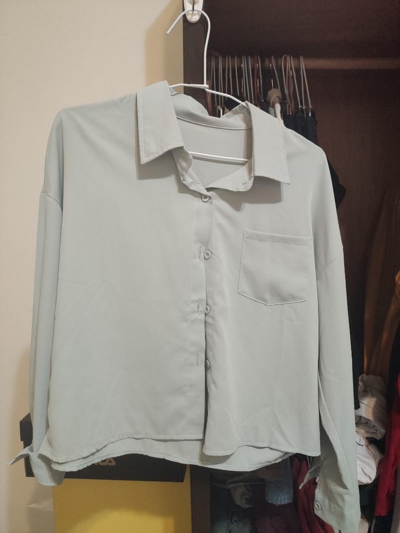 Ladywore 襯衫 / Blue Blouse