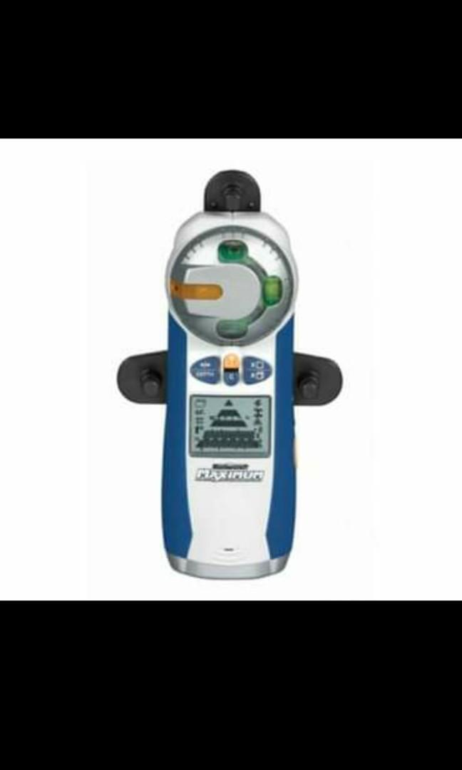 Leveling & Measuring Detection Tool