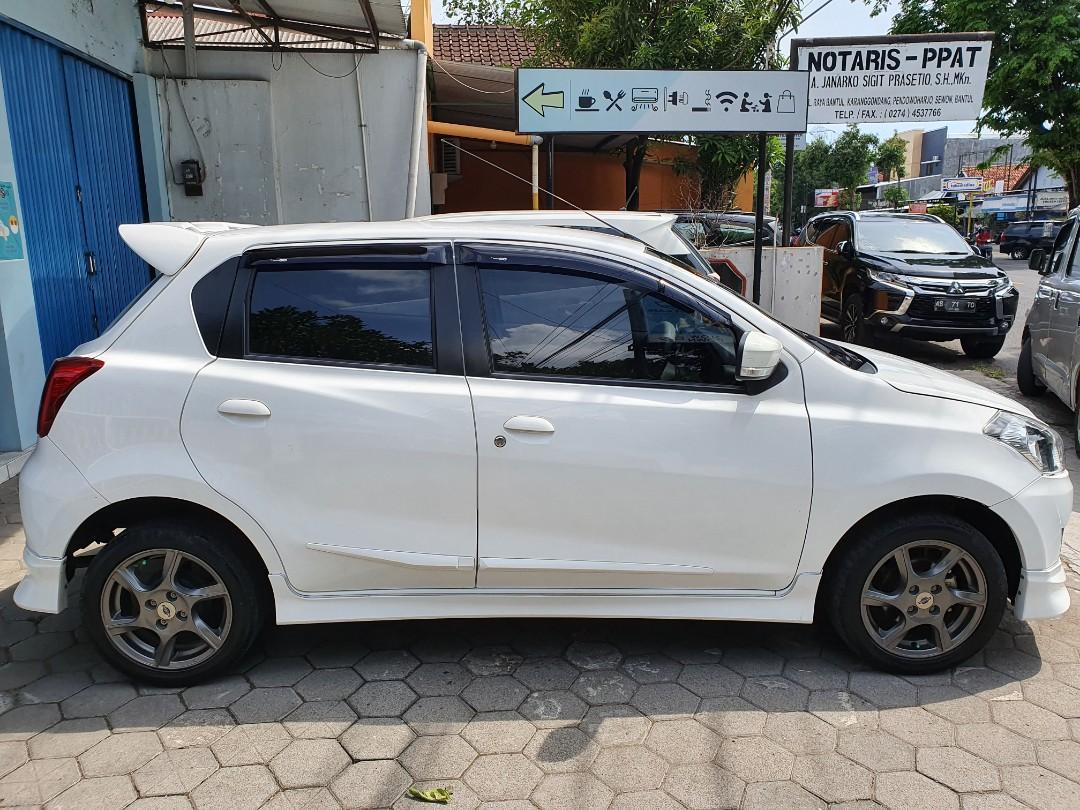 Mobil Datsun Go Murah Lengkap Full Plat AB