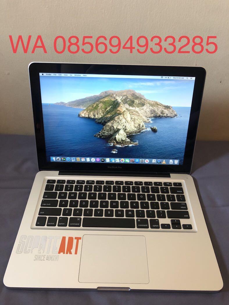 MURAH !! Macbook Pro 2012 MD101