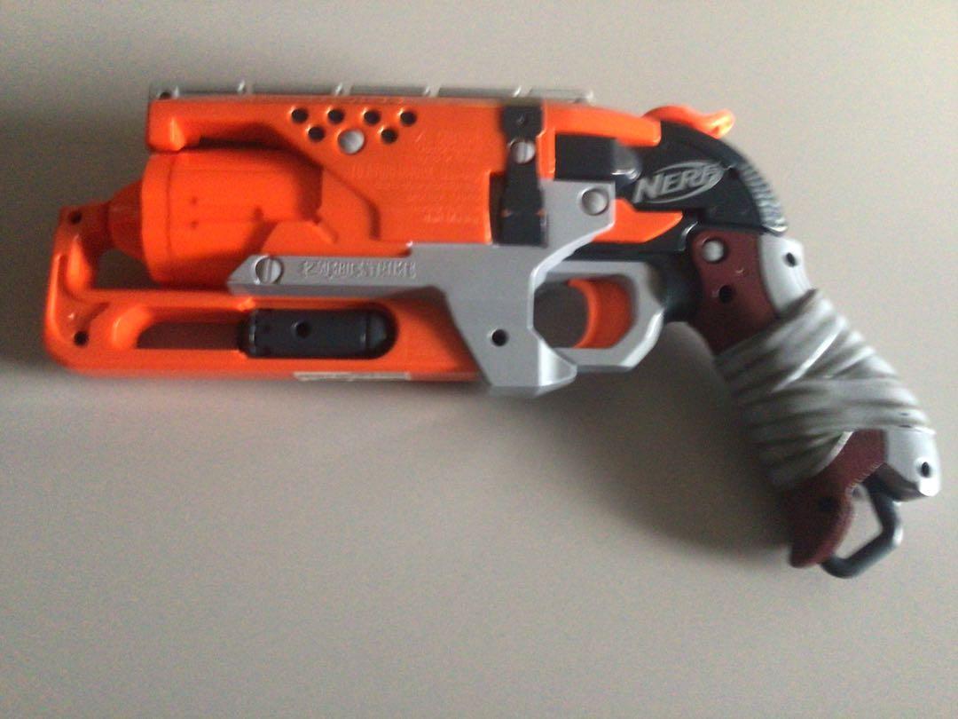 Nerf Hammer Shot Gun