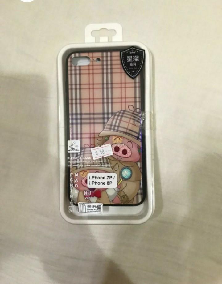 #novjajan Case iPhone 7+ dan 8+