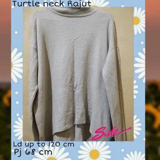 #novjajan Sweater turtleneck/preloved/Thriftshop
