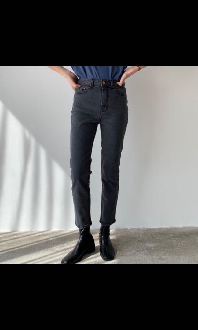 Nuhi黑褲