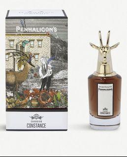 Penhaligon's 潘海利根 🧪Constance山羊獸首香水 5ml試管小香
