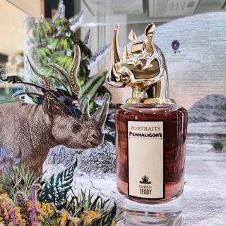 Penhaligon's 潘海利根 🧪TEDDY犀牛獸首香水 5ml試管小香