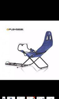 Playseat Challenger for the simulator enthusiast!