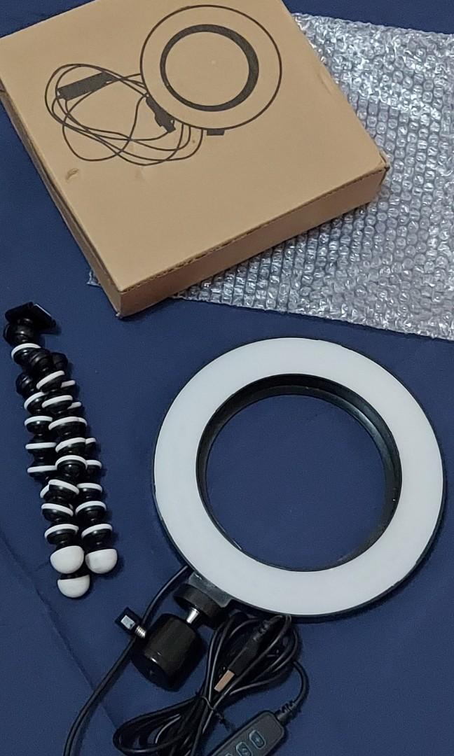 Ringlight 16cm merk MIDIO