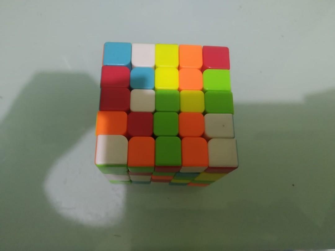 Rubik 5×5
