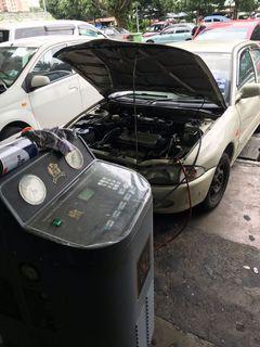 servis aircond kereta RM99 All CAR