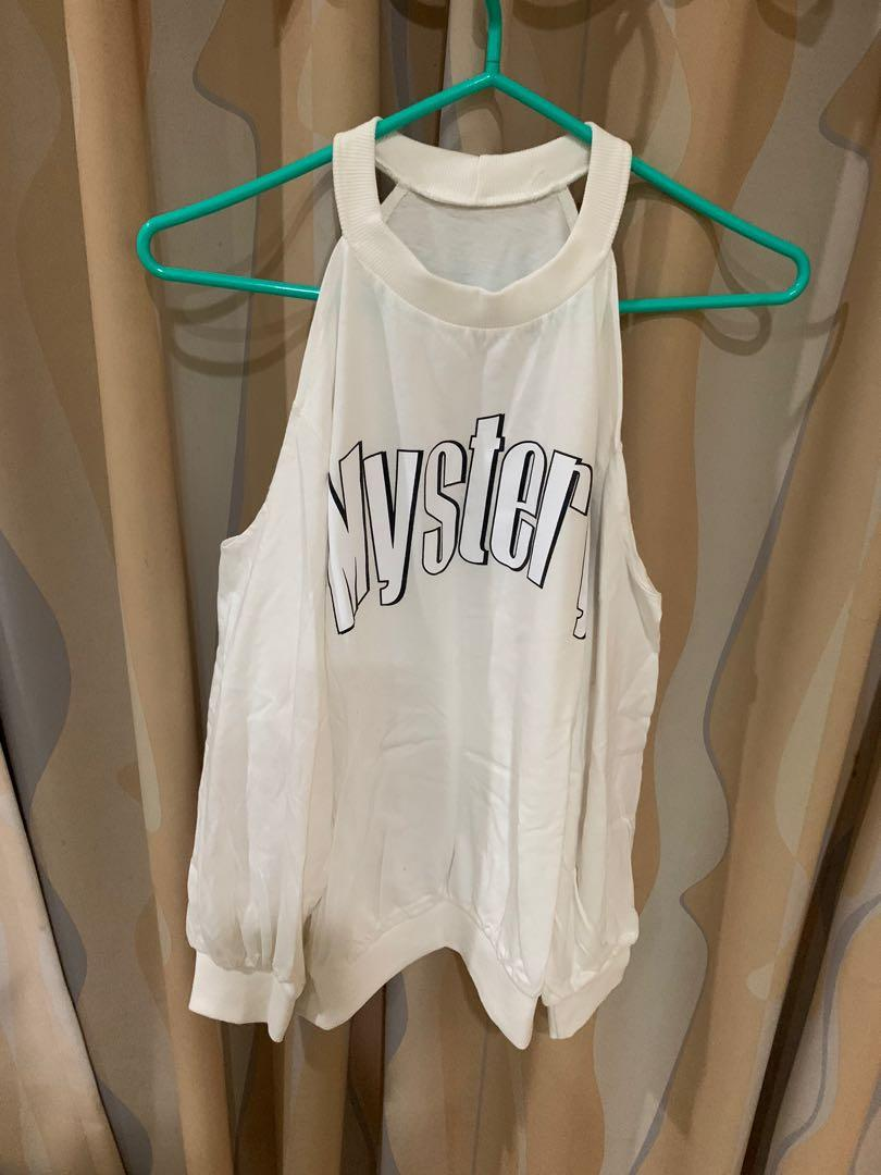 棉質上衣🌸全新特價🌸不挑身型,S-L的身型都能穿🌸實穿好搭配🌸棉質 質感超級舒服好穿👍