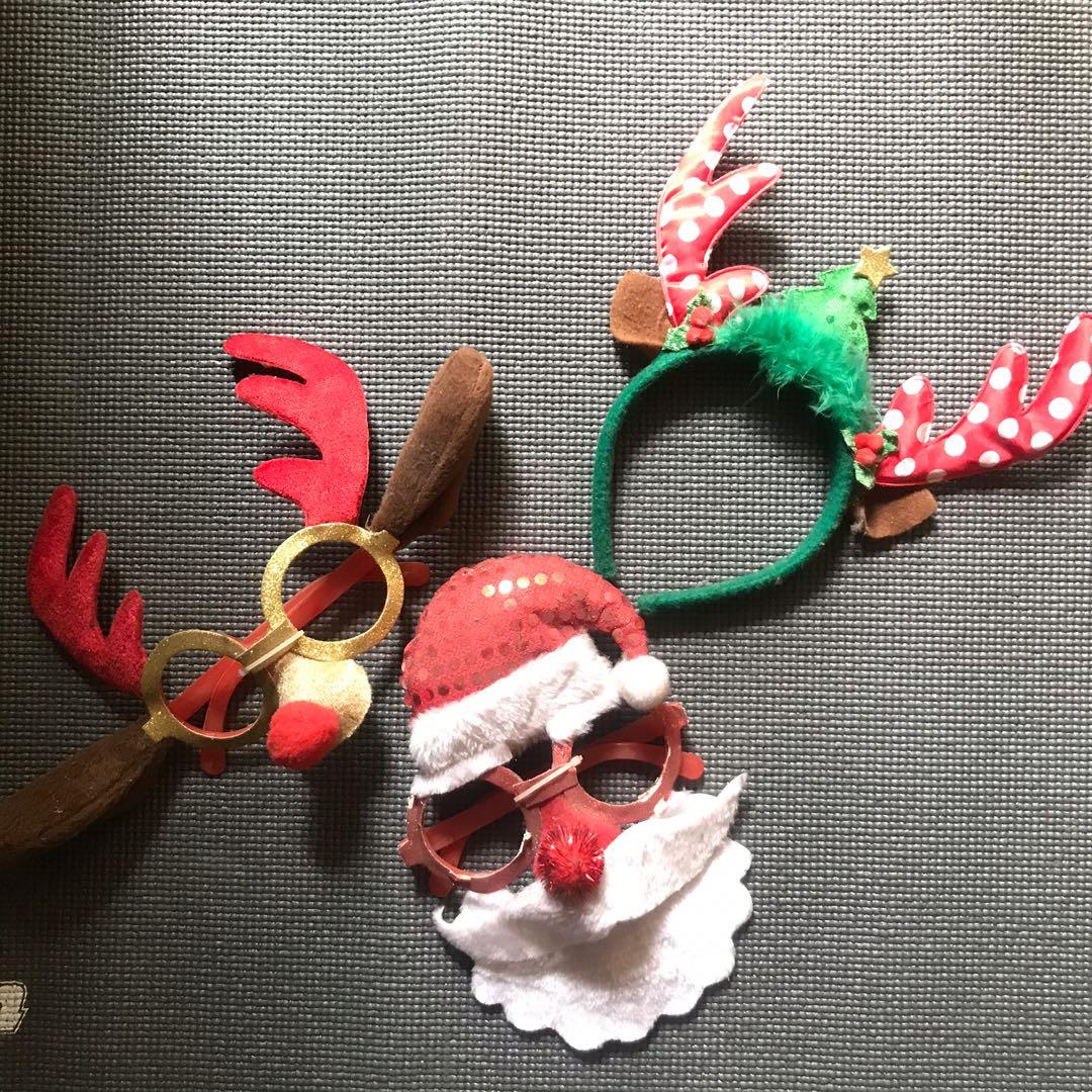 (Take All 75k) Christmas Accessories
