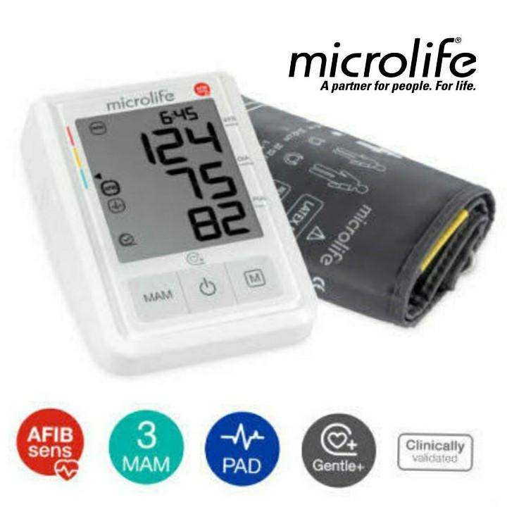 Tensimeter digital deteksi stroke MICROlIFE