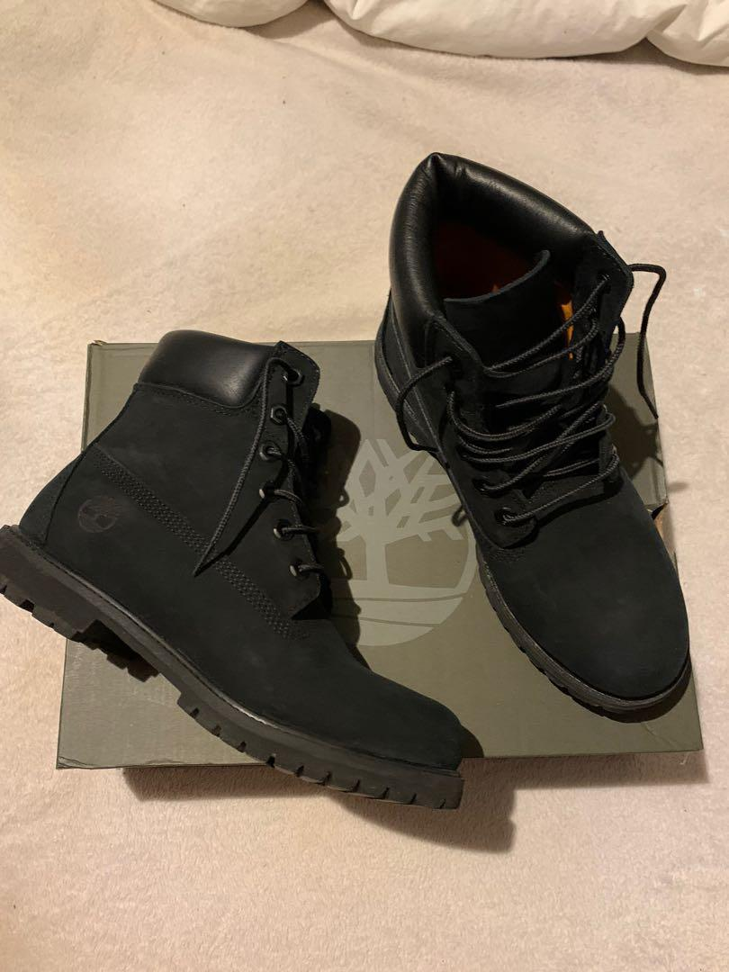 W Timberland Boots