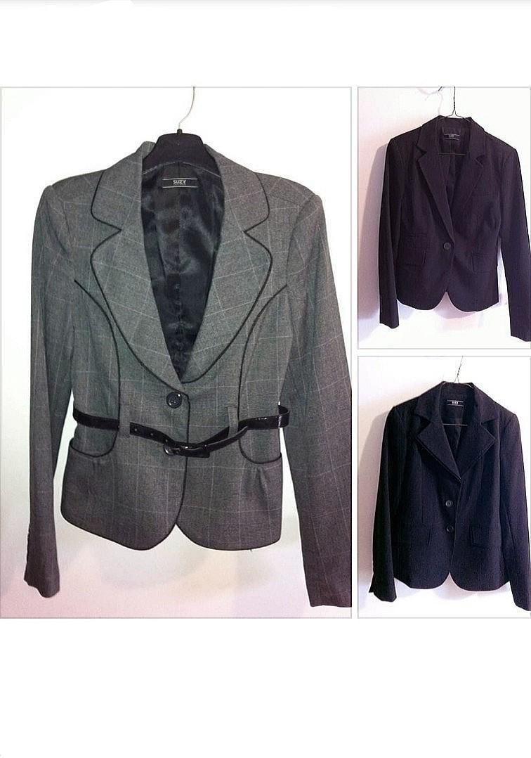 Women Ladies Suit jacket business blazers