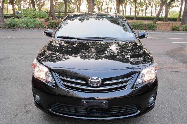 2011 Toyota  ALTIS 1.8黑