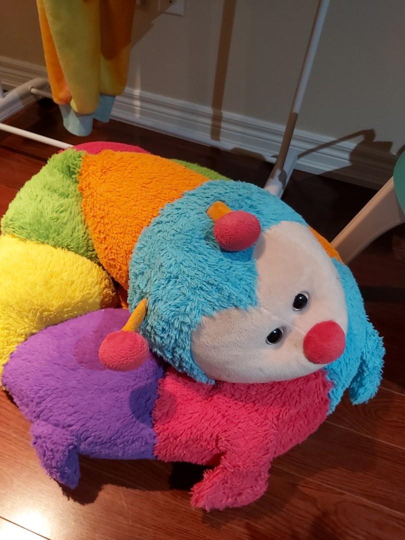 8 feet Caterpillar toy