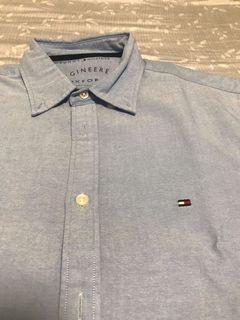 Tommy 水藍色襯衫