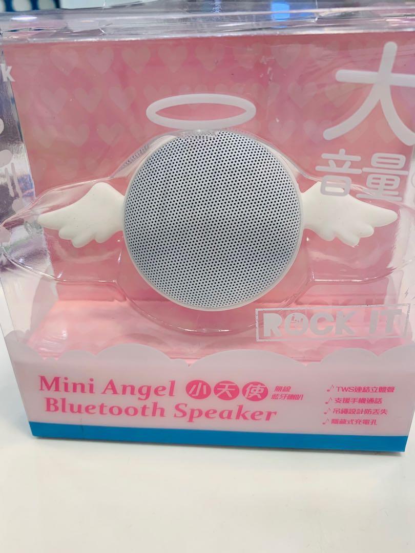 ❤️小天使無線藍芽喇叭