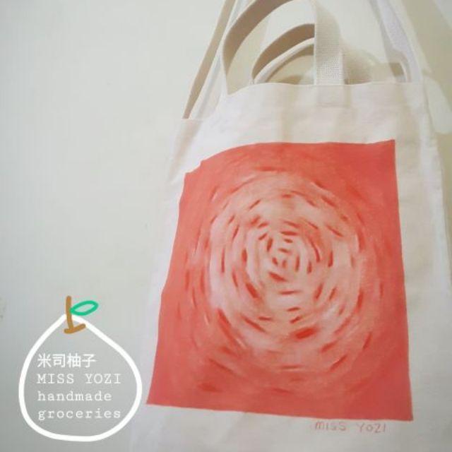 手繪 |兩用手提袋 |微光 handmade in 🇹🇼