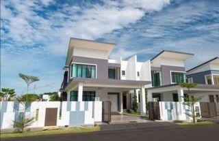 Ampang New Semi D & Superlink house for sale[From 9xxk only]