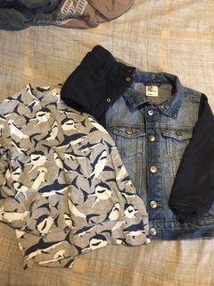 Jacket / Sweater Set