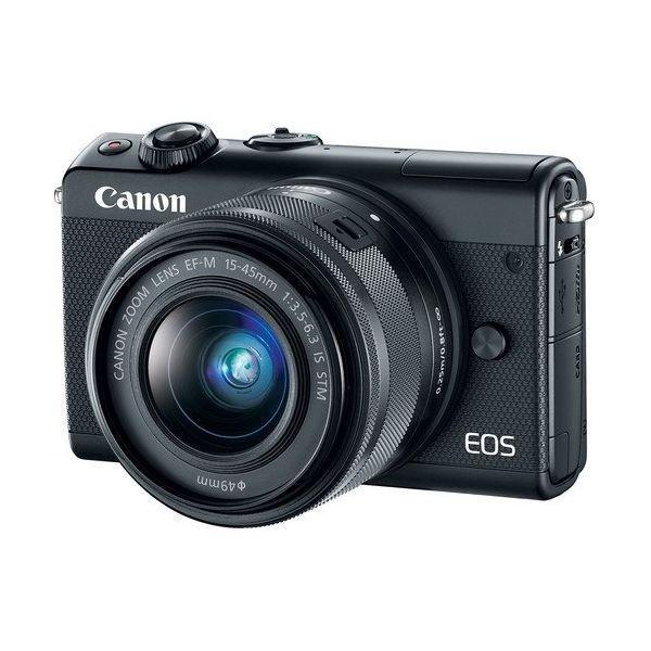 Kredit Canon EOS M100 Mirrorless Digital Camera with 15-45mm Lens