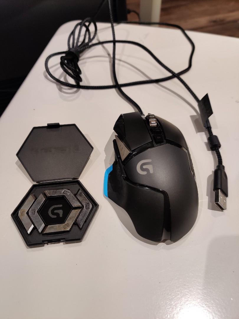 Logitech mouse (G502 Proteus Core)