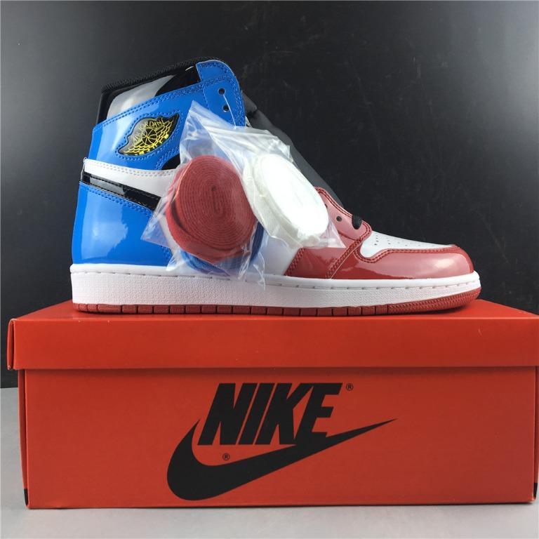 Nike Air Jordan 1 Fearless CK5666-100 Men's Size EU40.5-46 US7-12