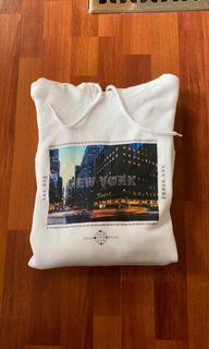 Oversized New York graphic Hoodie!