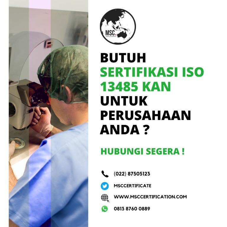 perusahaan iso 14001