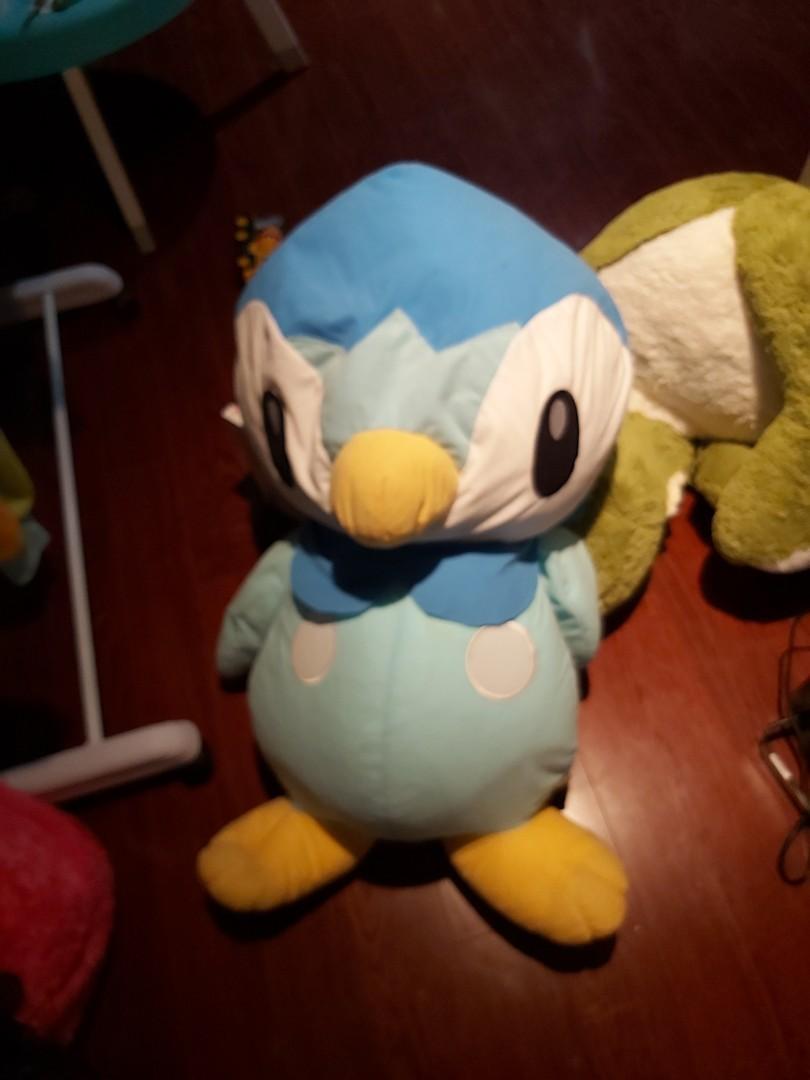 Pokemon Piplup big size plush