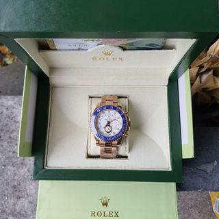 ROSE GOLD WATCH FOR MEN