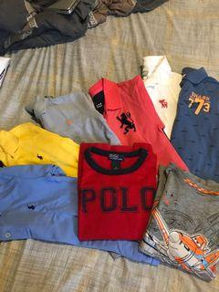 Shirt Bundle (4-7 YO)